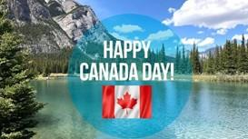 Happy Canada Day – 5 Reasons We Love Canada!