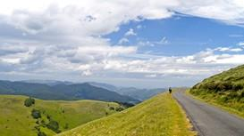 Walking the Camino - The first day from St Jean to Roncesvalles