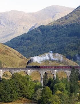 Rail & Hike Scotland