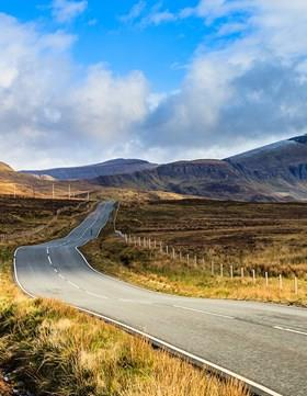 Drive & Hike Scotland