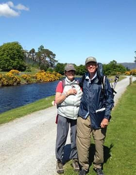 Popular Walking in Scotland
