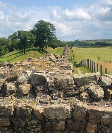 Why book your Hadrian's Wall trip with Macs Adventure?