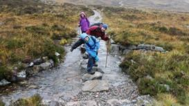Sore Feet: Proud Walkers of the West Highland Way
