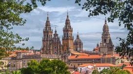 Santiago de Compostela Cathedral Restoration 2019