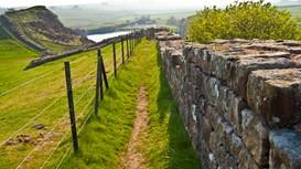 How fit should I be for walking Hadrian's Wall Path?