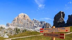 Walk of the Week: Dolomites Alta Via 1 Complete