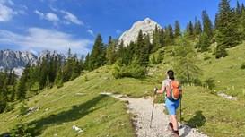 Leichte Alpenüberquerung für Anfänger