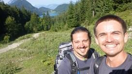 Dennis' & Max' Highlights beim Wandern rund um den Wilden Kaiser