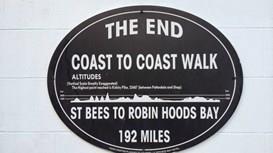 How Many Days to Walk the Coast to Coast?