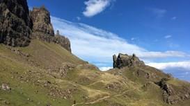 Adventure of the Week: Walking on the Isle of Skye