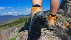 How to avoid blisters on a walking trip